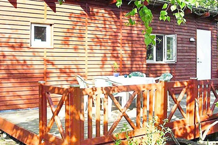 Casa de vacaciones pintoresca en Hovedstaden con terraza