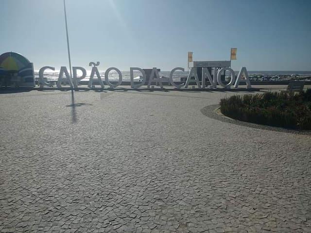 Praia de Capão da Canoa - 3 quarteirões do mar.