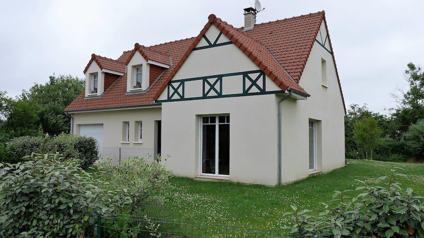 VILLA MALOU A MERLIMONT - Merlimont - House