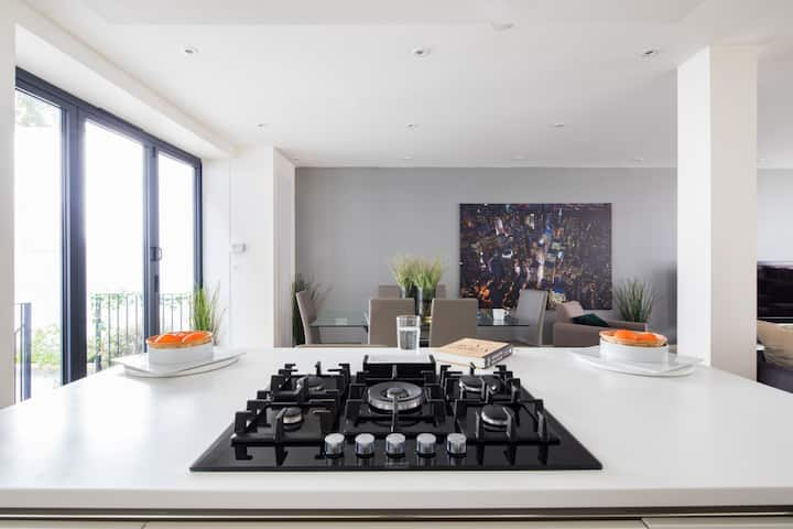 Boutique 3 Bed Duplex close to Kings Cross