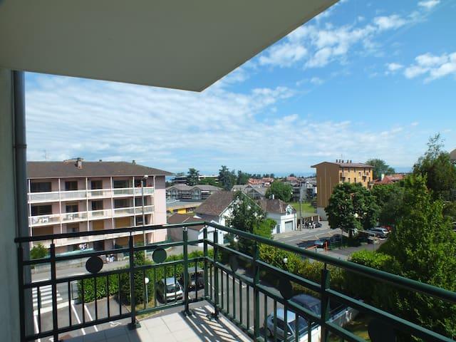 Appartement Thononnais Cosy - Thonon-les-Bains - Lägenhet