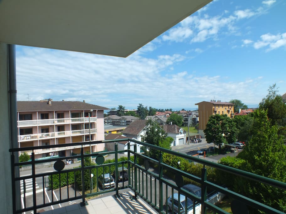 Appartement thononnais cosy apartments for rent in for Appartement atypique thonon les bains
