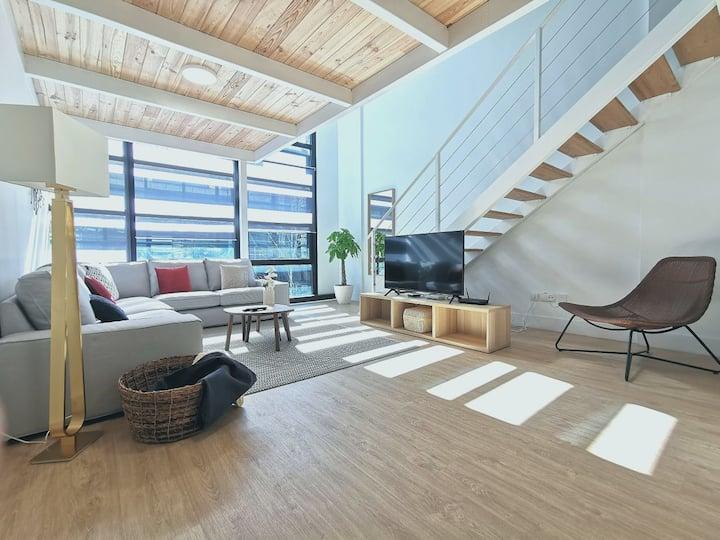 Luxury duplex with SPA close to La Moraleja