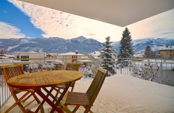 Apartment Leon - modern apartment in ideal location, close to ski-lift and golf-course