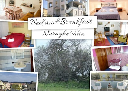 B&B Nuraghe Talia - Camere - Olmedo - Bed & Breakfast