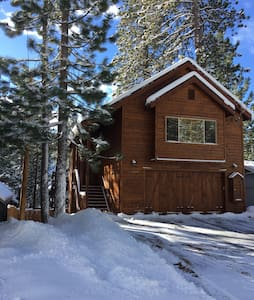 Beautifully Convenient Ski Gem - Donner Lake, Truckee - Casa