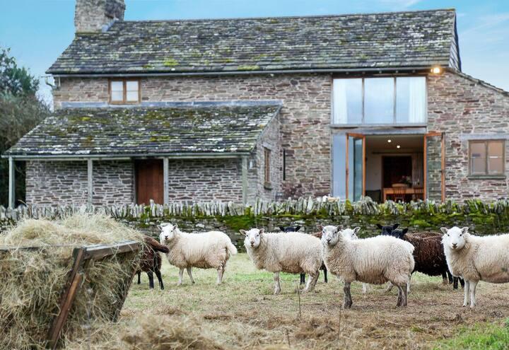Hay-on-Wye: Drover's Cottage (sleeps 2-4)