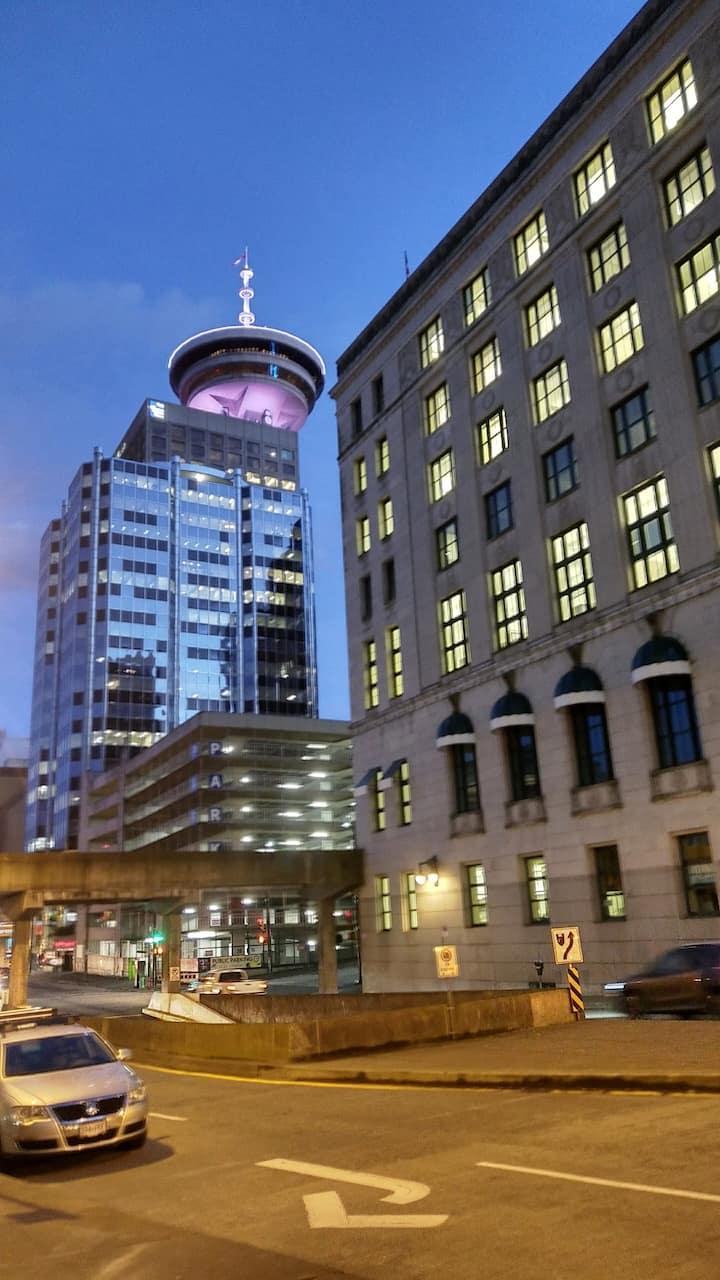 Explore Vancouver's architecture.