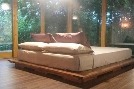 Habitación en el bosque 3. - Bed & Breakfast