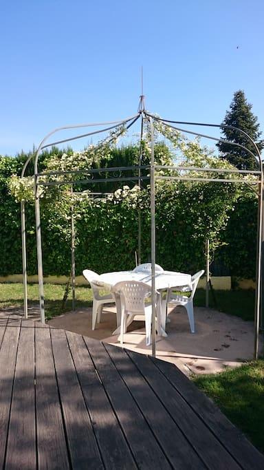 Petite maison ind pendante avec jardin maisons louer for Maison independante energie