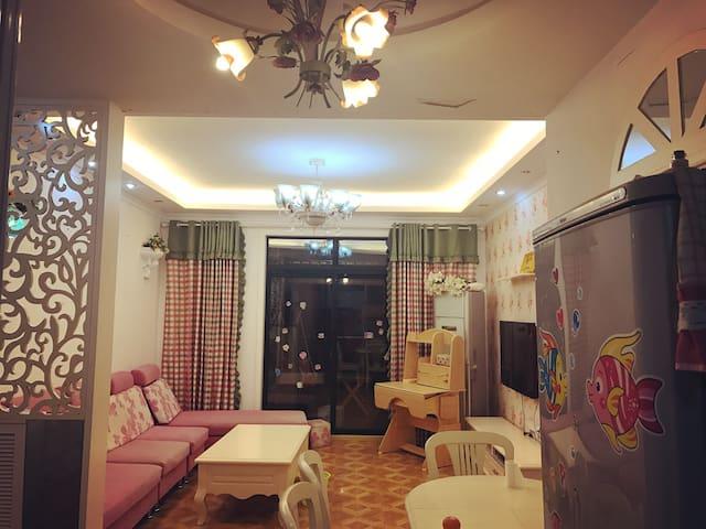 在小小的武汉,遇见暖暖的你Meet you in Wuhan - 武汉 - Apartemen