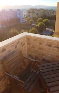 Beautiful studio with balcony