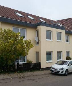 Logement à Nussdorf, village vigneron du Palatinat - Lejlighed
