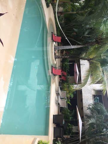 Beautiful apartment 101 - Puerto Aventuras - Appartement