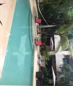 Beautiful apartment 101 - Puerto Aventuras