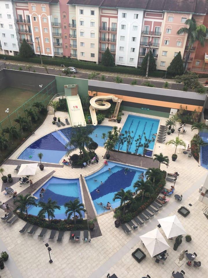 Hotel Veredas do Rio Quente Flat Apto 416