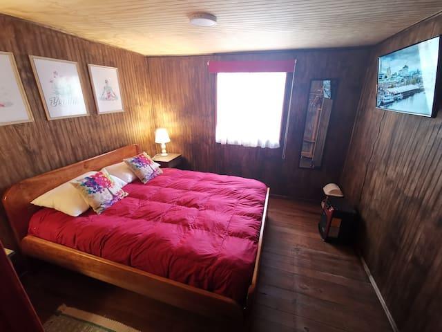 Hospedaje/Habitación baño compartido en Valdivia