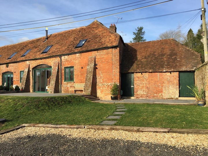 Beautiful Barn Conversion on Working Family Farm