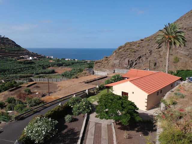 Vista Mar Altozano Villa in La Gomera