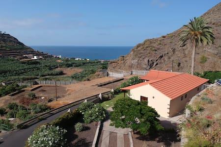 Villa Vista Mar Altozano Gomera