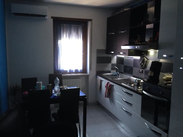 Nice blue apartment  near Verona
