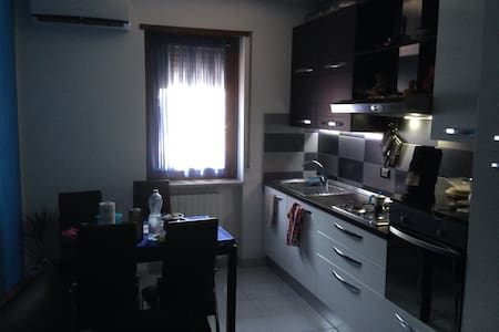 Nice blue apartment  near Verona - San Martino Buon Albergo - Kondominium
