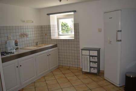 Appartement dans une ferme rénovée - Les Villettes - Wohnung