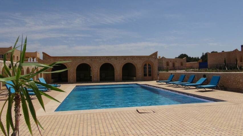 The Guesthouse - delightful Villa nr Essaouira - เอสเซาอิรา - บ้าน