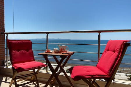 Vollga Apartment-THE BEST SEA VIEW of the city