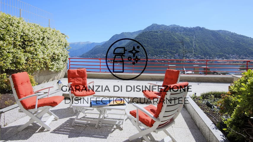 Italianway - Nino Bixio 29 AMAZING LAKE VIEW