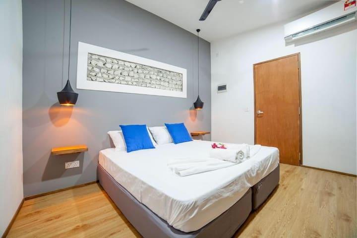 Zeeo  - Island Scuba Inn - MaldivesAffordable stay