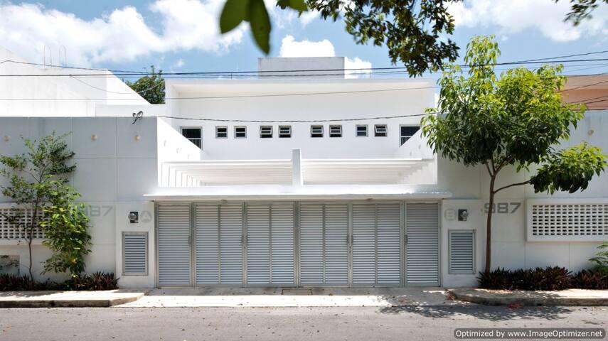 Casa 987B Cozumel - San Miguel de Cozumel