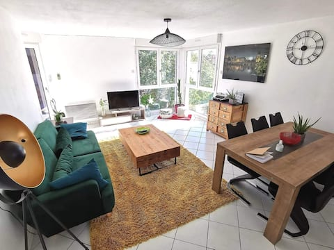 Appartement en résidence entier cosy