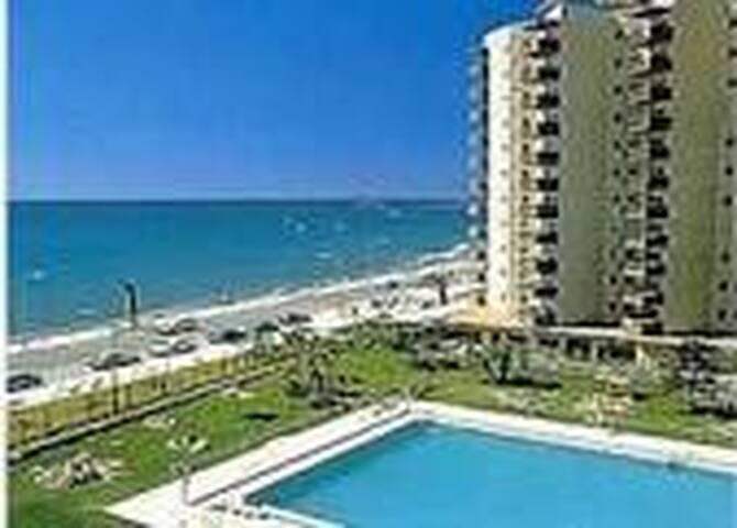 Almuñécar, bonito apartamento enfrente del mar - Almuñécar - Apartment