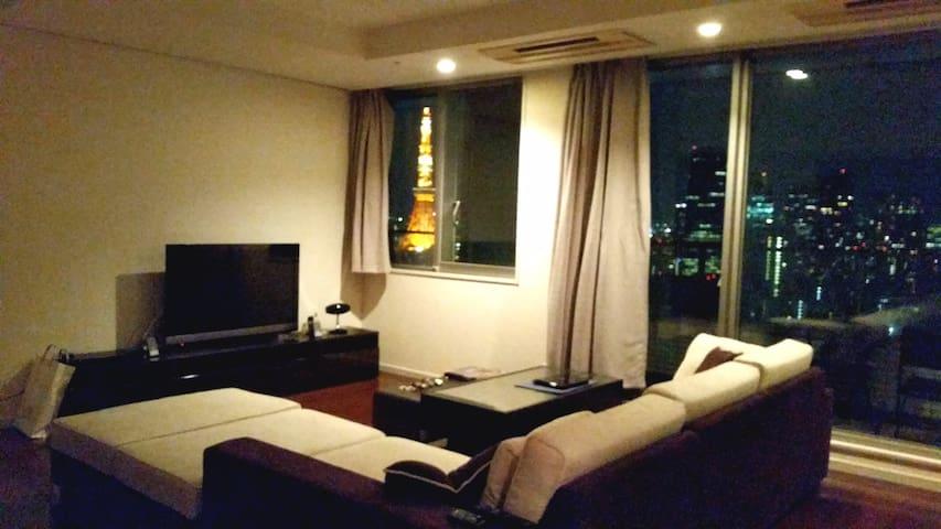 汐留タワーマンション Shidome High-Rise - Minato-ku - Pis