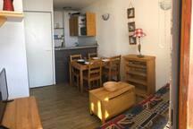 Appartement Tignes Val Claret pied des pistes !!!