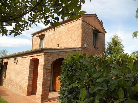 Villa Viole - country villa in Montepulciano
