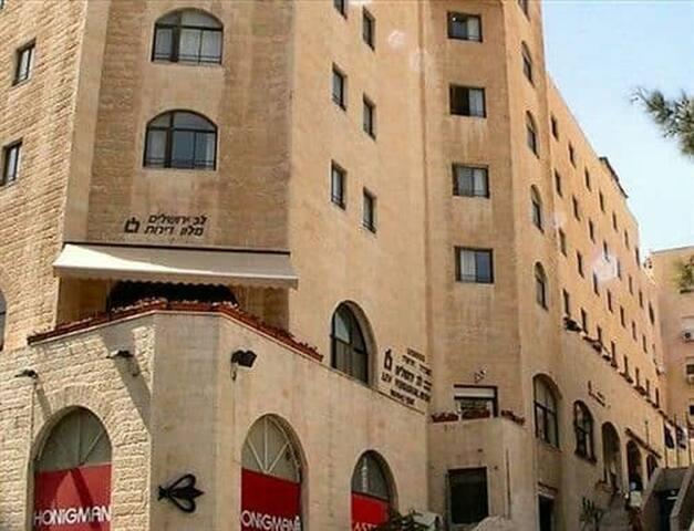 Top Notch Hotel Appt in Jerusalem
