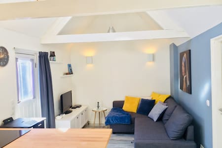 Cozy Loft in village near Alkmaar, Beach, Forest