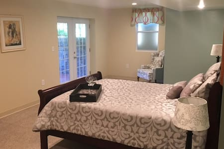 Beautiful Suite near Penn State and Raystown Lake