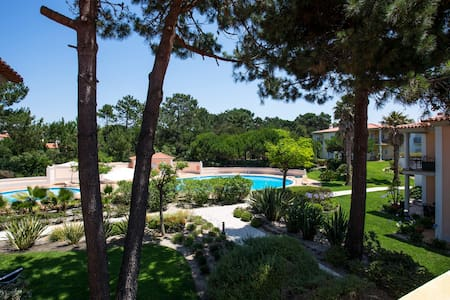 Beach & Golf Holiday Villa @ Praia D'el Rey Resort - Amoreira - Villa