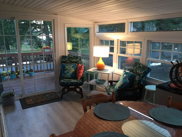 Peace on the Pungo Guest House