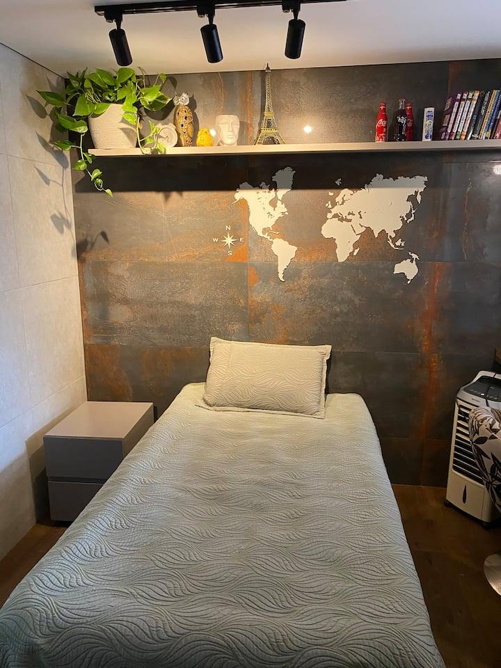 Apartamento dos sonhos em condomínio fechado