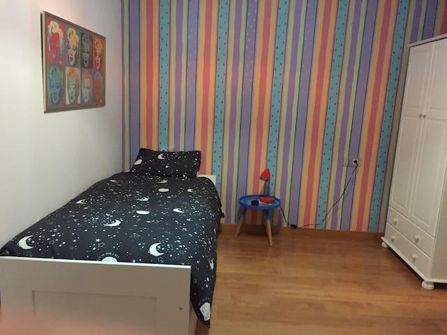 Habitación en loft con baño privado y desayuno - Benissa - Casa