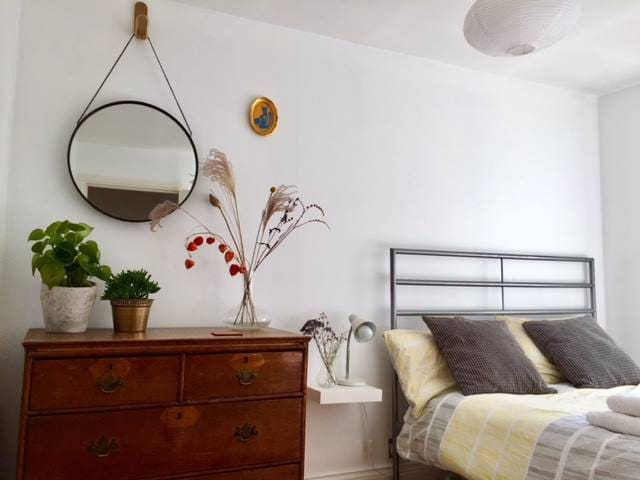 Cosy double room in leafy Leytonstone/ Forest Gate
