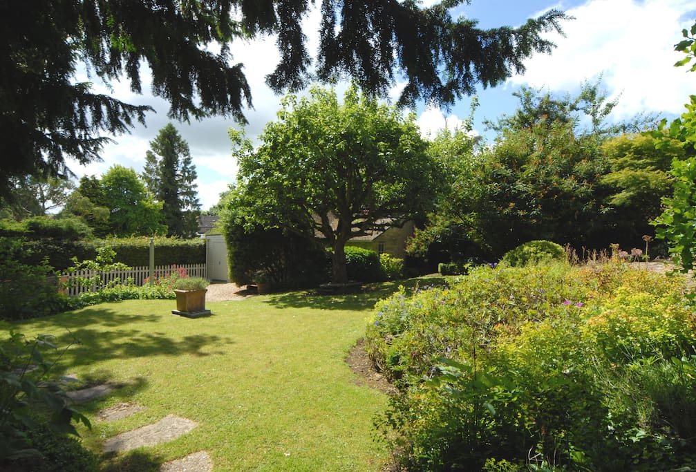 Another aspect of the garden