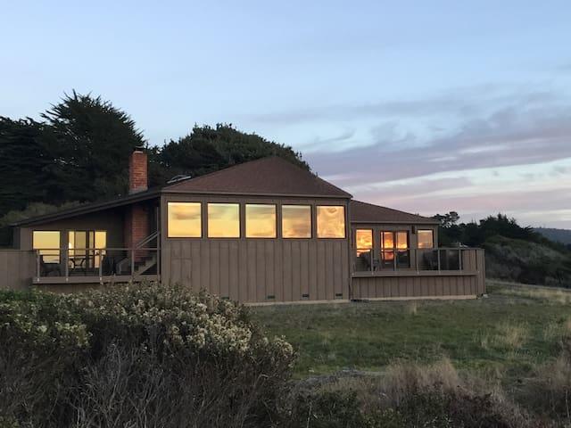 Procford Home at Sea Ranch