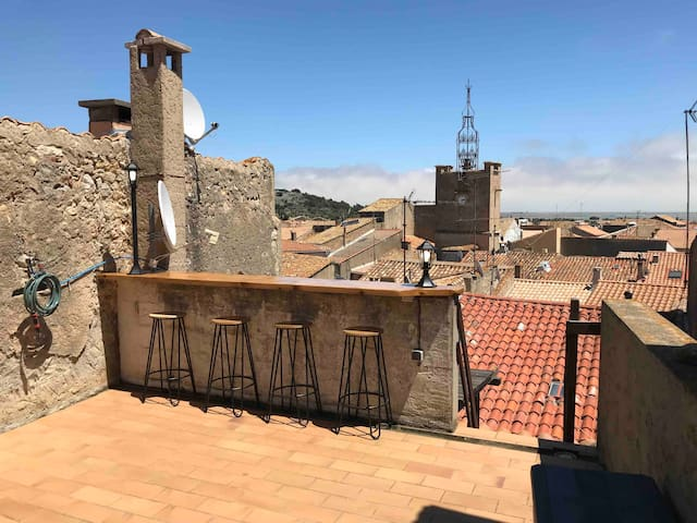 Proche Leucate Rooftop - 8 couchages, 2 sdb, plage