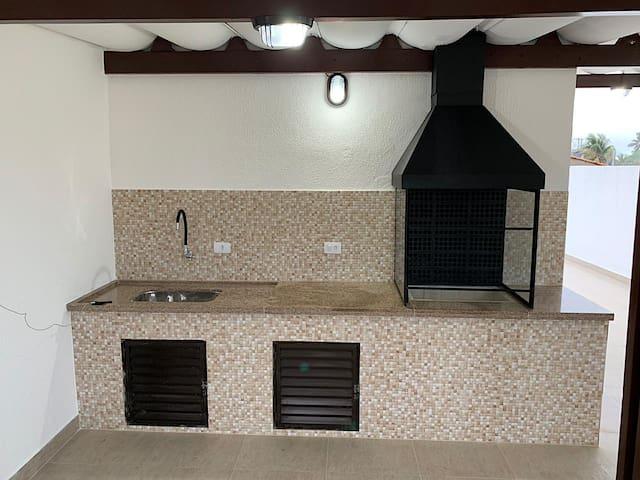 Casa Guaruja - Enseada - 3 dorms - Reformada
