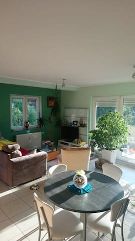 Bright and cosy appartment in Southern Luxembourg